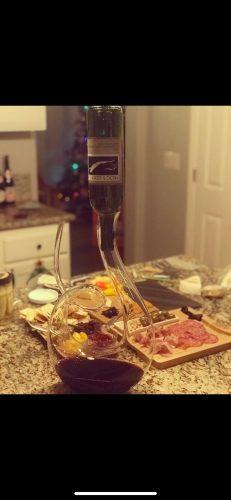 Wine Treble Decanter 53 OZ photo review