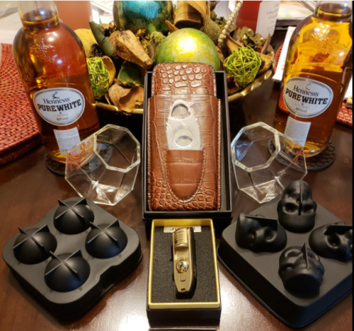 Diamond Whiskey Glasses Set 300ML photo review